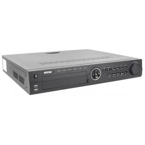 NEOSTAR 32-Kanal PoE Netzwerk Videorekorder, 2592x1944p, 200Mbit, H.264-NTR-3220P