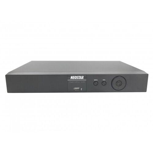 NEOSTAR 4-Kanal 4K UHD PoE Netzwerk Videorekorder - NTR-430PA