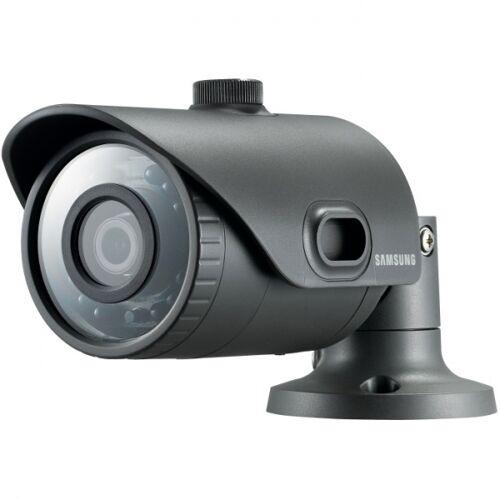 Samsung 2Megapixel Full HD Tag/Nacht Bullet IR Netzwerkkamera 20m Nachtsicht, 3,6mm - SNO-L6013R
