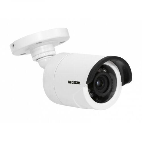 NEOSTAR 2.0MP Infrarot HD-TVI Außenkamera, 3.6mm, Nachtsicht 20m, Smart-IR, 12V DC, IP66 - THC-1002IRE