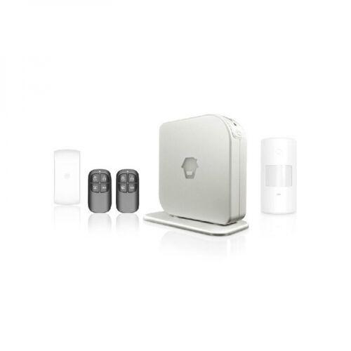 Funk 3G-Guard Funk GSM SMS Alarmanlage, kabellose Alarmssystem, Einbruchmeldeanlage