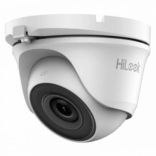 HiLook 4.0MP EXIR TVI Mini Dome-Kamera, 2.8mm Objektiv, Nachtsicht 20m, IP66