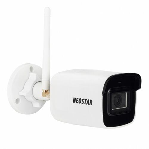 NEOSTAR 4.0MP WIFI IP Außenkamera, 2.8mm, Nachtsicht 30m, Mikrofon