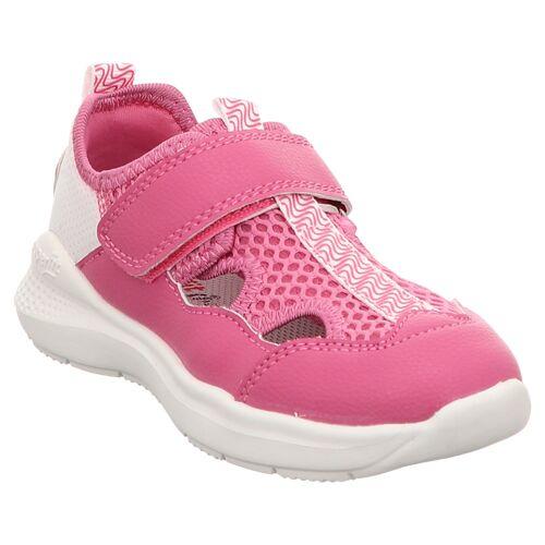 Superfit   Flash   1-000311   Hausschuh   Sneaker 34, rosa   weiß