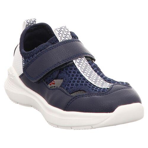 Superfit   Flash   1-000311   Hausschuh   Sneaker 35, blau   weiß