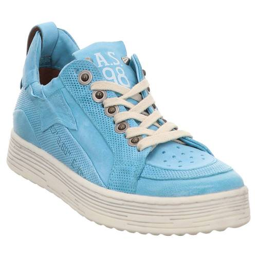 A.S.98   Airstep   595101   As Young   Low Top Sneaker blau, 37