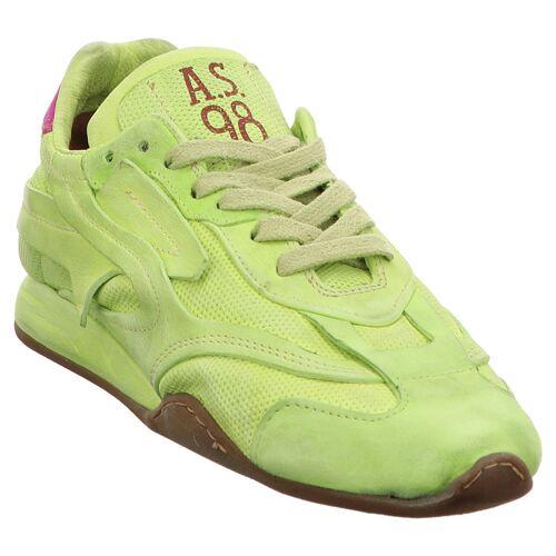 A.S.98   Airstep   A47101   Prize   Sneaker grün, 38