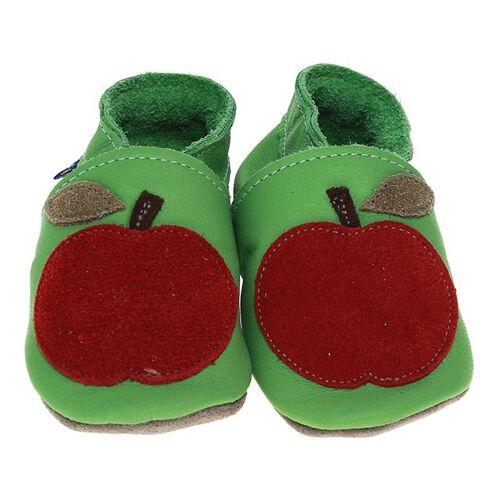 Inch Blue   Babyschuhe Apple   grün rot grün, 1
