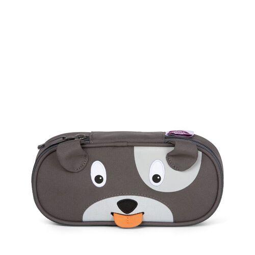 Affenzahn   Hund   Stiftemäppchen grau, 1
