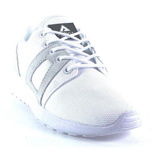 ASFVLT - Sneaker   Super Mesh - weiß   full white weiß, 43