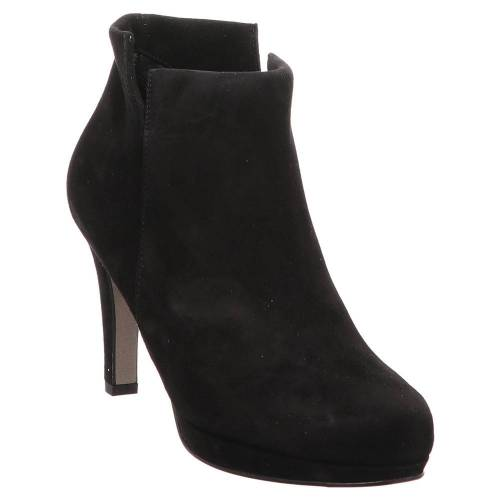 Paul Green   9682   Super Soft    Ankle Boot   Trichterabsatz schwarz, 5.5