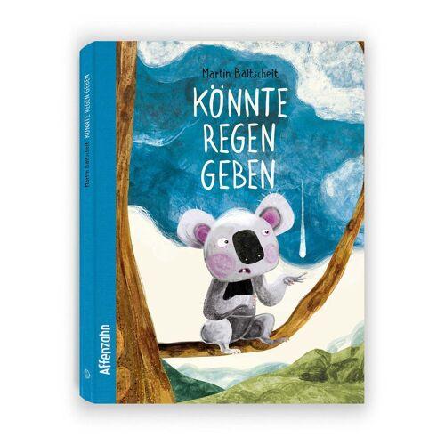 Affenzahn   Bilderbuch   Koennte Regen geben   Kinderbuch 1, bunt