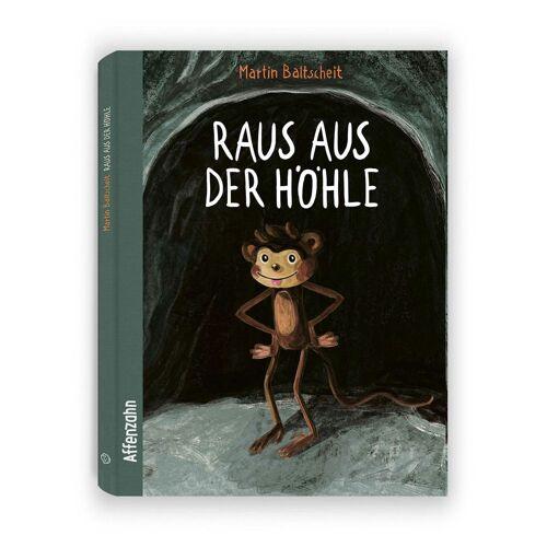 Affenzahn   Bilderbuch   Raus aus der Hoehle   Kinder 1, bunt
