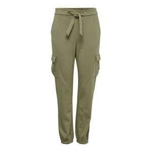 ONLY Poptrash Cargo Hose Damen Grün Female XL