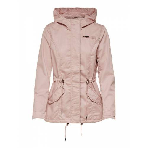ONLY Übergangs Parka Damen Pink Female L