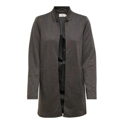 ONLY Übergangs Mantel Damen Grau Female XL