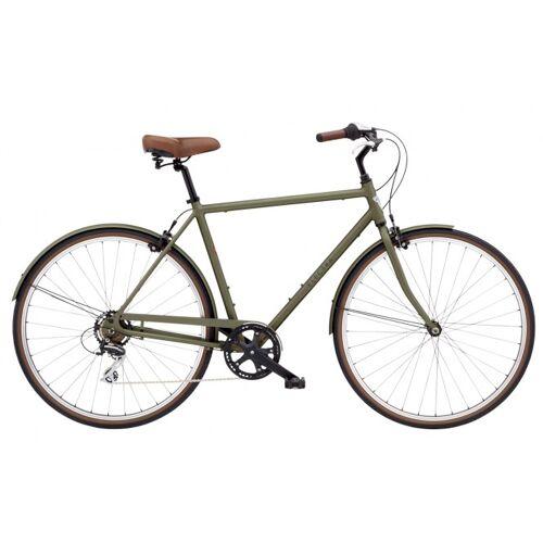 ELECTRA BICYCLE CO. LOFT 7D L Fahrrad matte khaki
