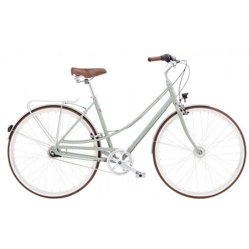 ELECTRA BICYCLE CO. LOFT 7i EQ LADIES M Fahrrad green tea