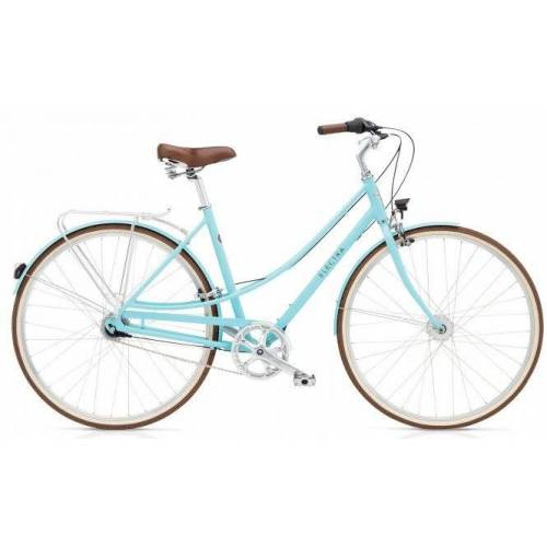 ELECTRA BICYCLE CO. LOFT 7i EQ LADIES M Fahrrad blizzard blue