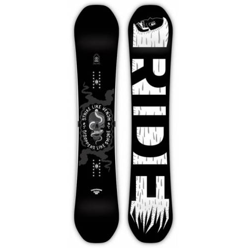 RIDE MACHETE Snowboard 2019 - 155