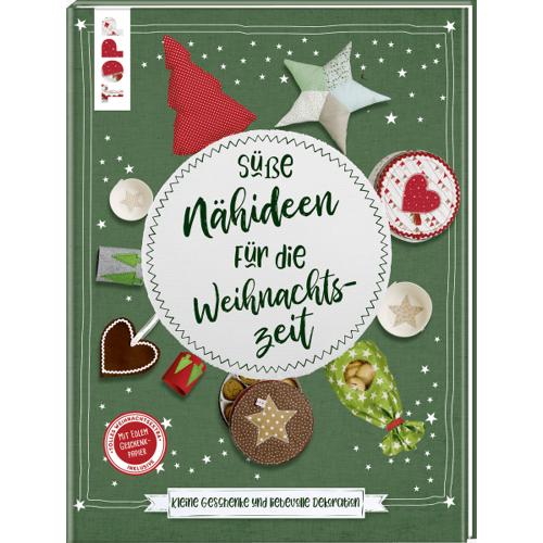 Süße Nähideen für die Weihnachtszeit