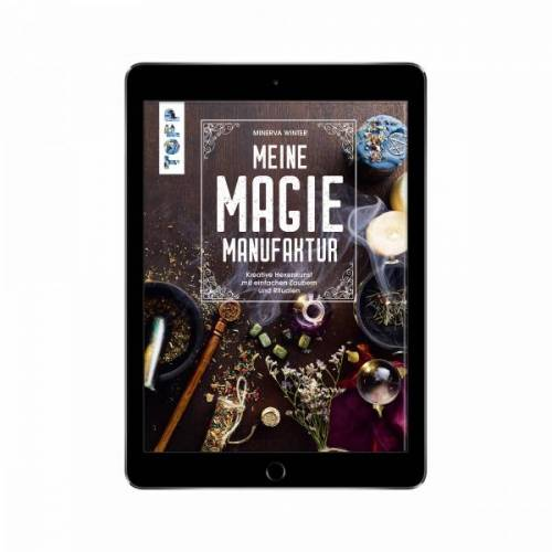 Meine Magie-Manufaktur (eBook)