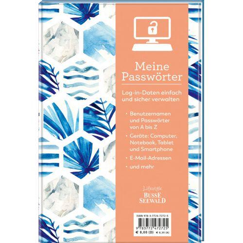 Meine Passwörter
