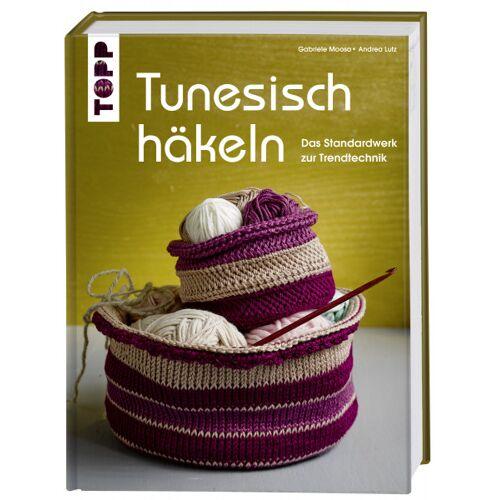 Tunesisch häkeln