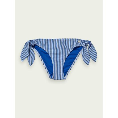 Scotch & Soda Striped bikini bottoms Blau Damen LScotch & Soda Striped bikini bottoms