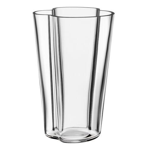 iittala Vase – 22 cm - Klar Aalto Iittala