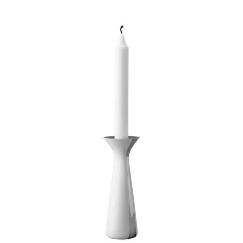 Stelton Kerzenständer, 17 cm - klein Unified White Stelton Weiß