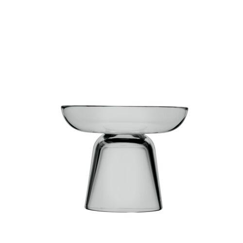 iittala Säulen-Kerzenständer – 10,7 cm - grau Nappula Iittala Grau
