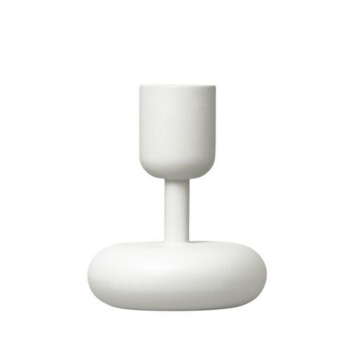 iittala Kerzenständer – 10,7 cm - Weiss Nappula Iittala