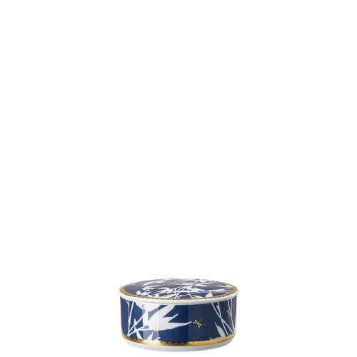 Rosenthal Dose rund Rosenthal Heritage Turandot blue Rosenthal Gold