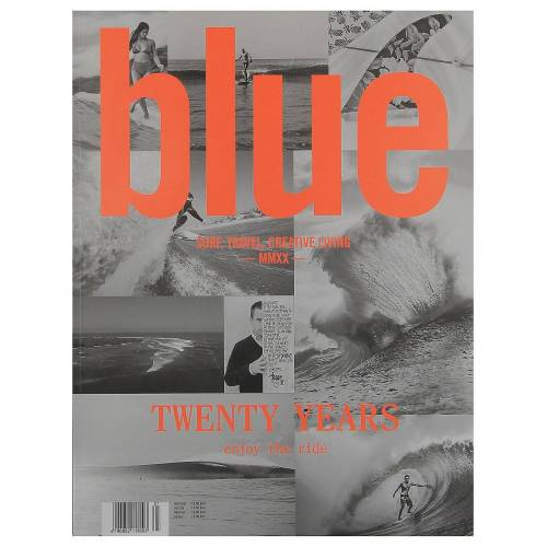 Blue Magazine Blue Yearbook 2020 Magazin uni