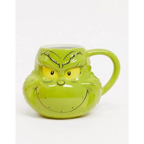 Disney - Weihnachtliche Tasse im Grinch-Design-Grün No Size