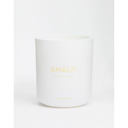 Sunnylife – Amalfi – Duftkerze-Weiß No Size