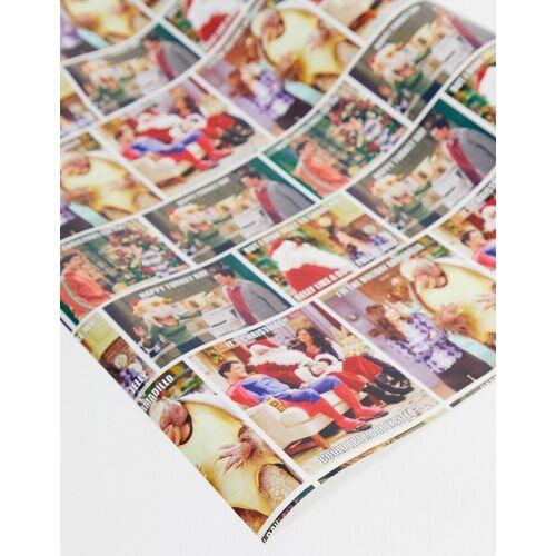 Typo x Friends – Festliches Geschenkpapier-Mehrfarbig No Size