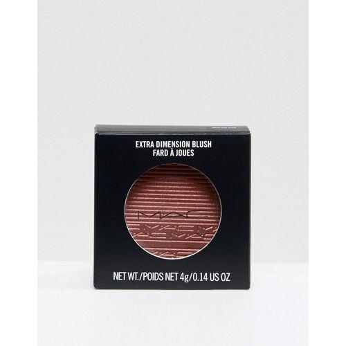 MAC – Extra Dimension – Flüssiges Puder-Rouge – Hard To Get-Braun No Size