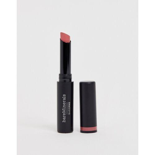bareMinerals – barePro – Langanhaltender Lippenstift – Bloom-Rosa No Size