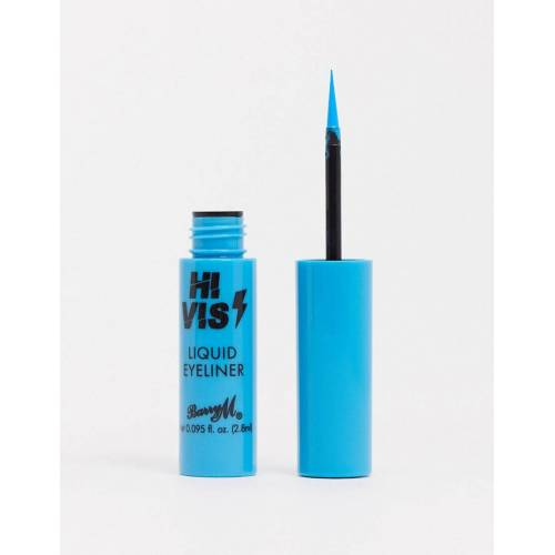 Barry M – Hi Vis – Flüssiger Eyeliner, Amp Up-Blau No Size