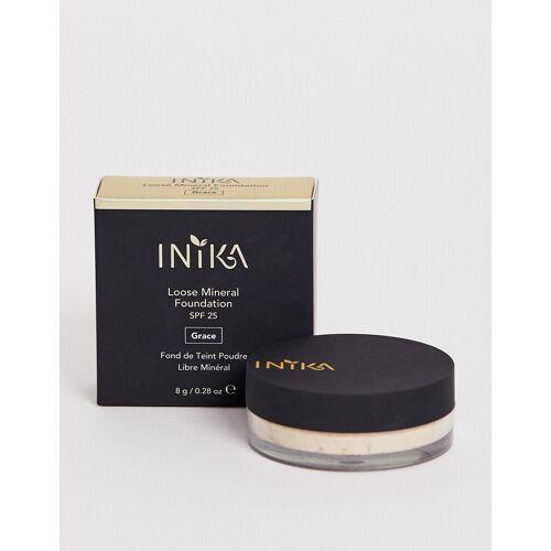 INIKA – Lose Mineral-Grundierung-Beige No Size