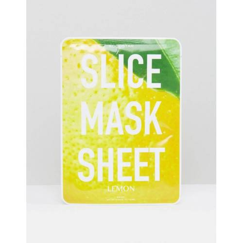 Kocostar – Maskenbogen in Scheiben – Zitrone-Keine Farbe