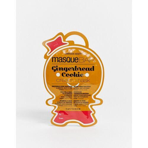 MasqueBAR – Gingerbread Cookie – Creme-Gesichtsmaske-Keine Farbe No Size