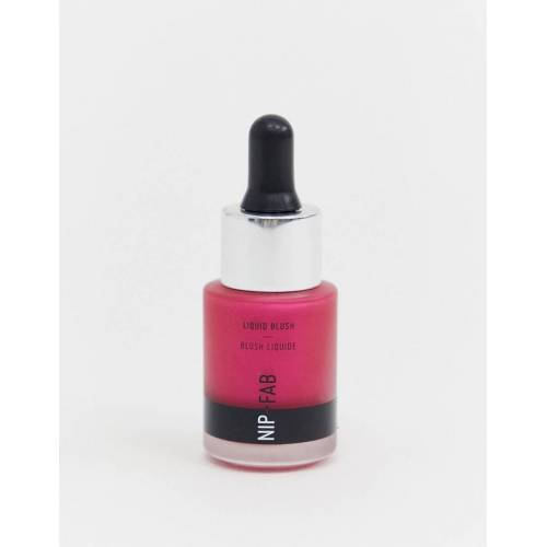 NIP+FAB – Make up – Flüssiges Rouge, 01 Berry Bomb-Rosa No Size