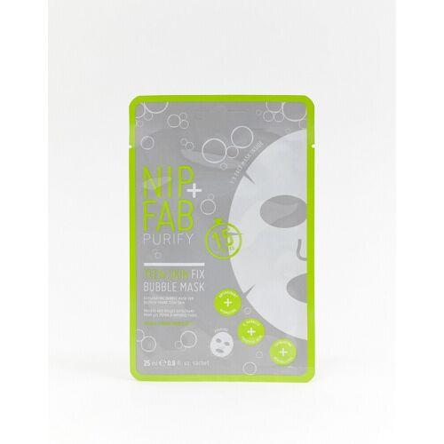 Nip+Fab – Teen Skin Fix – Tuchschaummaske-Keine Farbe No Size