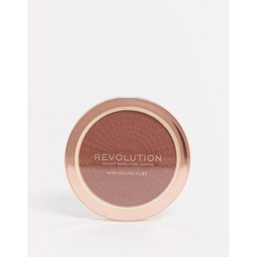 Revolution – Mega – Bronzer, Dark-Braun No Size