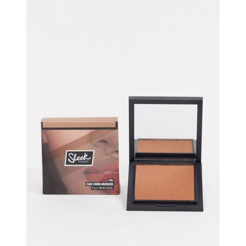 Sleek MakeUP – Face Form Bronzer, Fire-Braun No Size