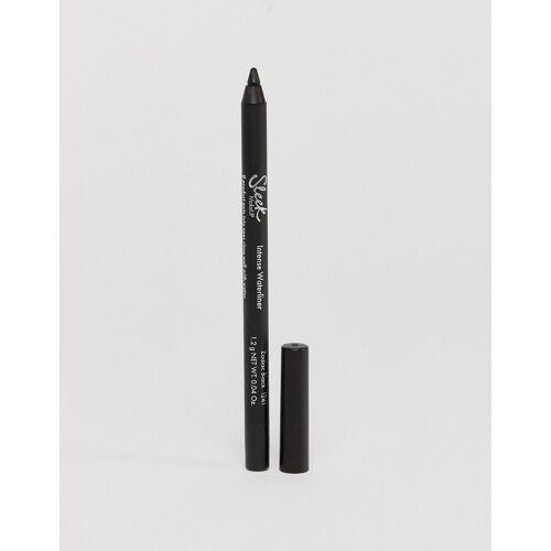 Sleek Makeup – Intense – Flüssiger Lidschatten, Zodiac Black-Schwarz No Size