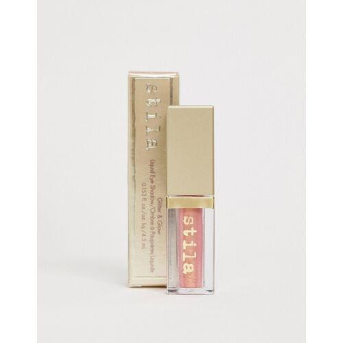 Stila – Flüssiger Lidschatten - Glitter & Glow - Dollish-Mehrfarbig No Size